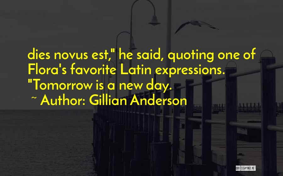 Gillian Anderson Quotes 130150