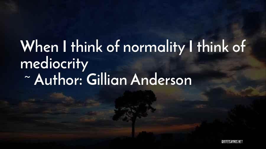Gillian Anderson Quotes 131637