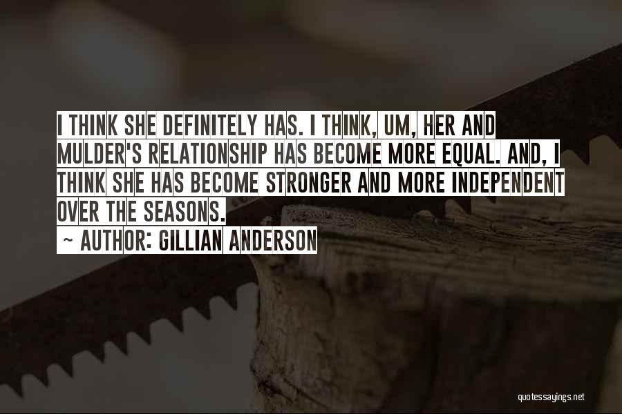 Gillian Anderson Quotes 1661971
