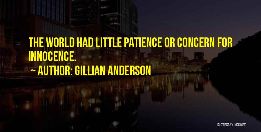 Gillian Anderson Quotes 169072