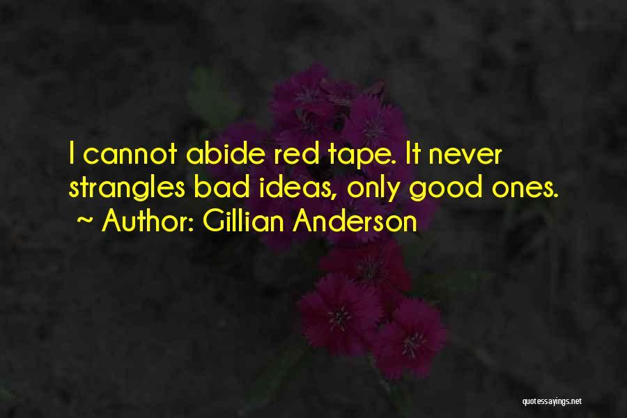 Gillian Anderson Quotes 1933704