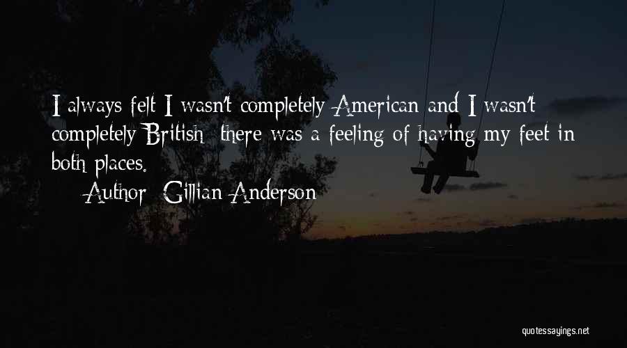 Gillian Anderson Quotes 195127