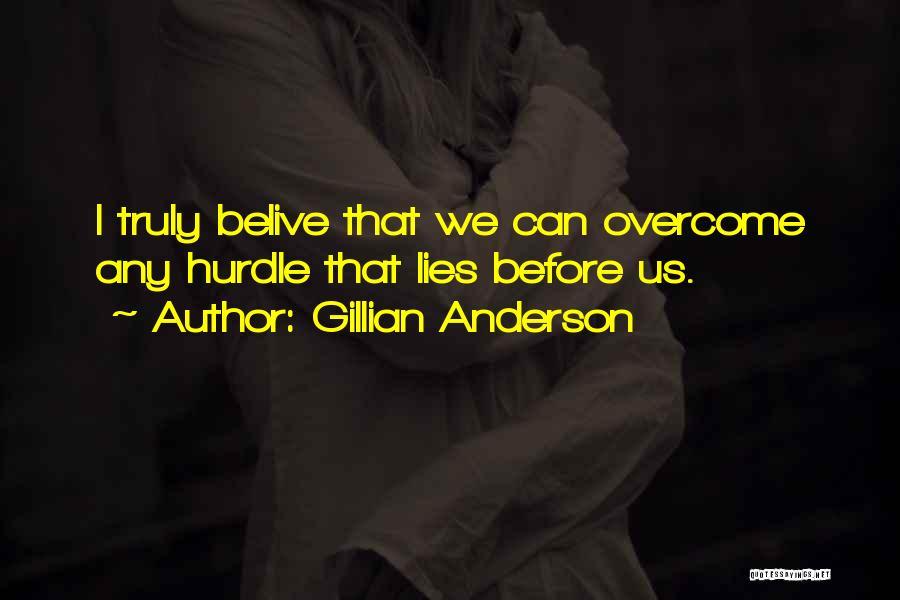 Gillian Anderson Quotes 341998