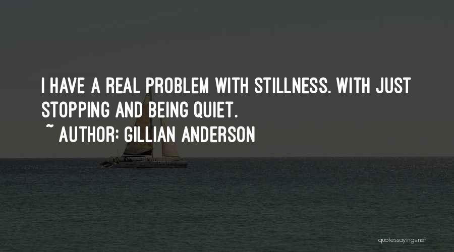 Gillian Anderson Quotes 392385