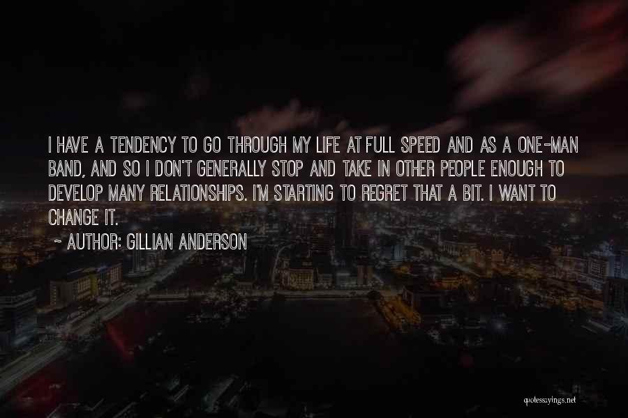 Gillian Anderson Quotes 427401