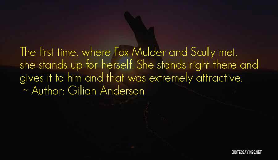 Gillian Anderson Quotes 548086