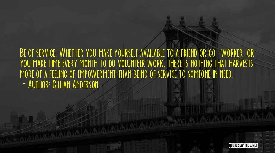 Gillian Anderson Quotes 562518