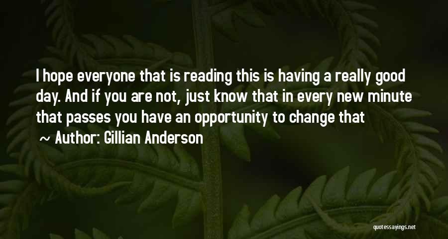 Gillian Anderson Quotes 747805