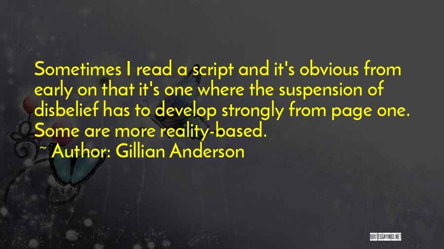Gillian Anderson Quotes 774096