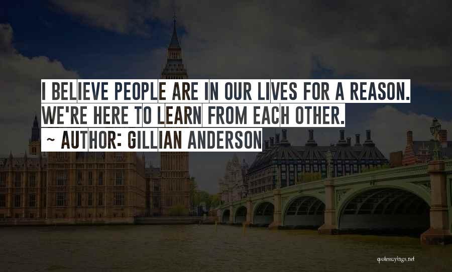 Gillian Anderson Quotes 932287