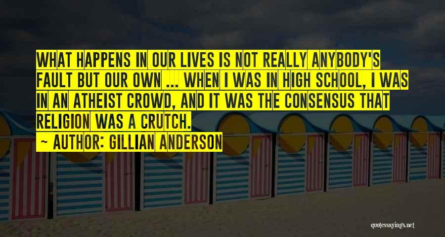 Gillian Anderson Quotes 960258