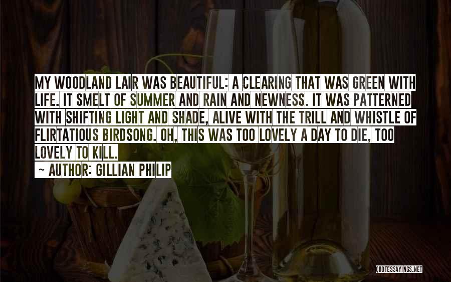 Gillian Philip Quotes 1466747