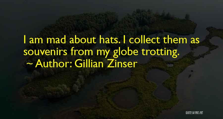 Gillian Zinser Quotes 1219511