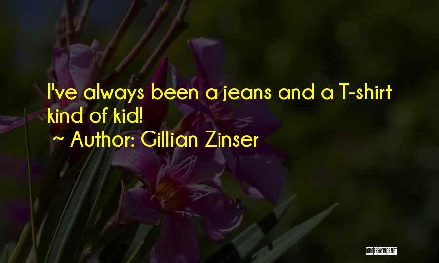 Gillian Zinser Quotes 1399749