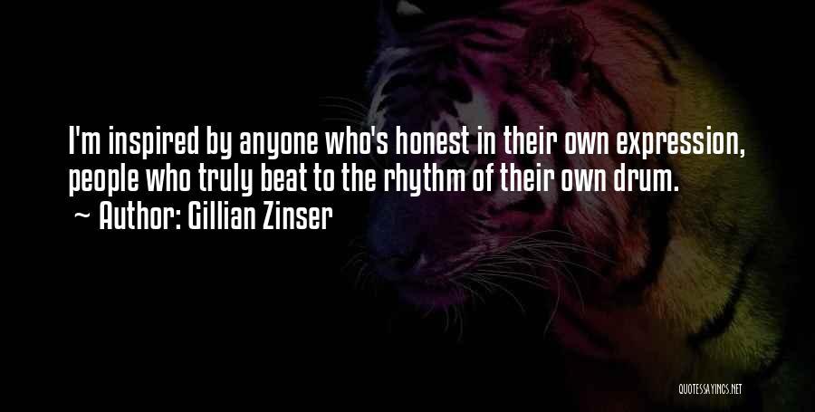 Gillian Zinser Quotes 1743710