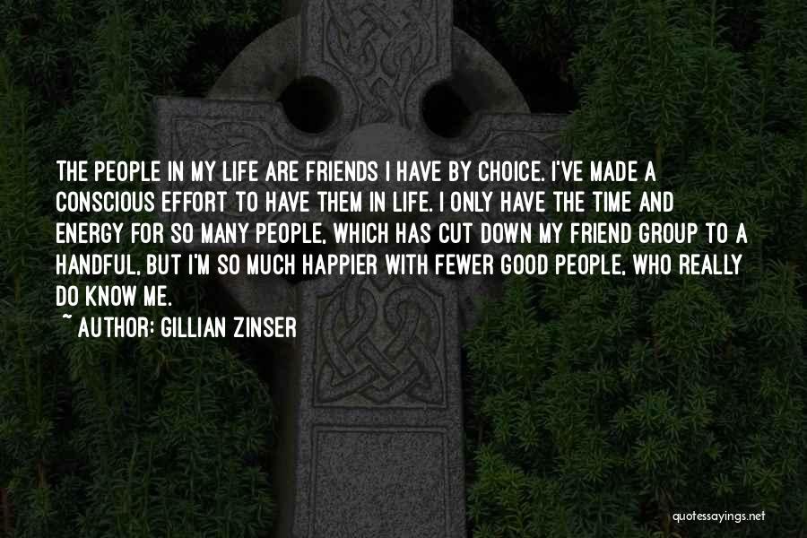 Gillian Zinser Quotes 423068