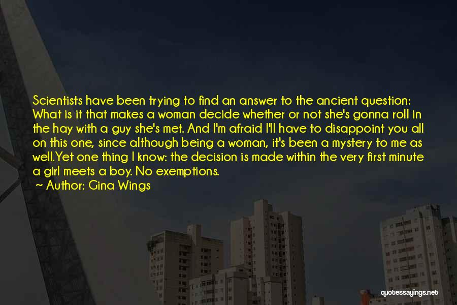 Gina Wings Quotes 609965