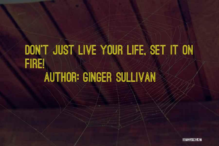 Ginger Sullivan Quotes 2070231