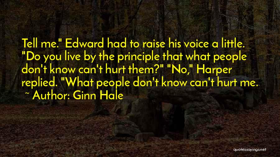 Ginn Hale Quotes 1305922
