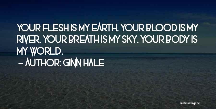 Ginn Hale Quotes 1814697