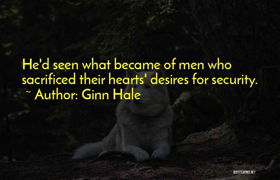 Ginn Hale Quotes 2090604