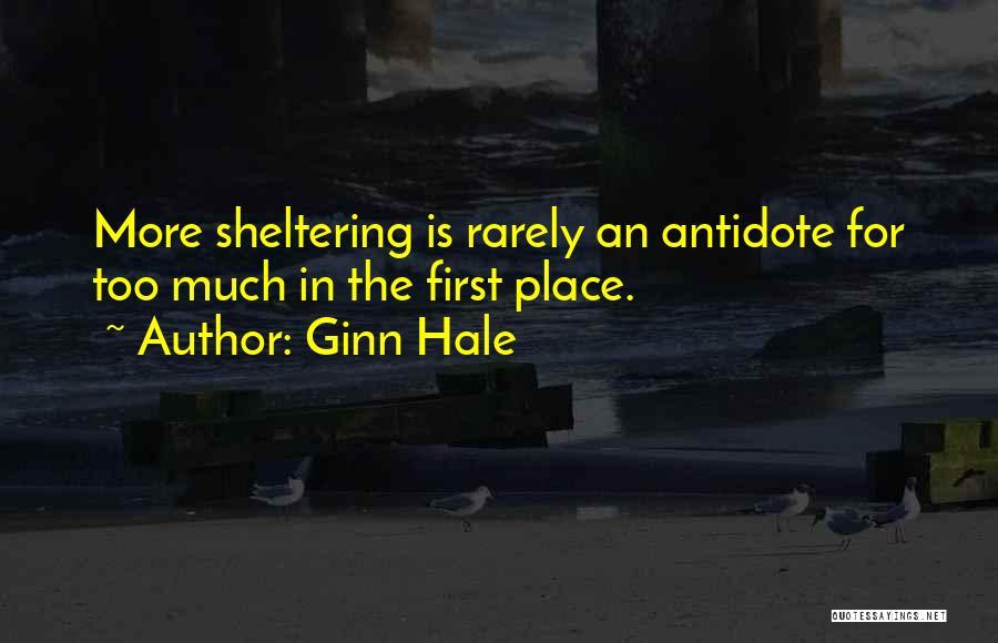 Ginn Hale Quotes 925924