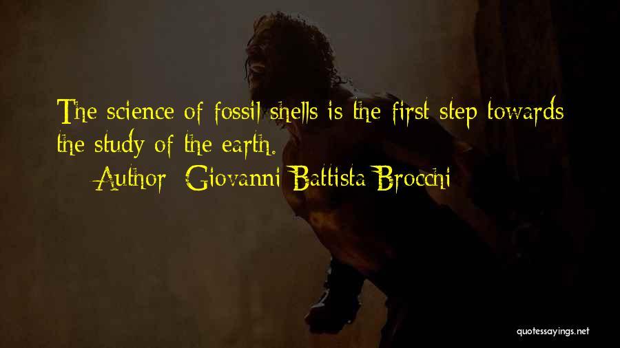 Giovanni Battista Brocchi Quotes 1029869