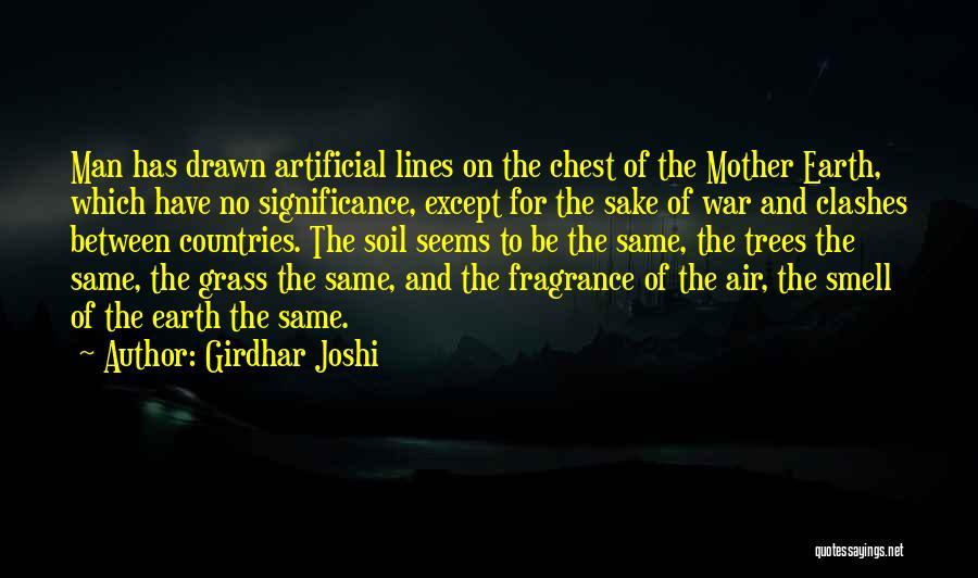 Girdhar Joshi Quotes 111276
