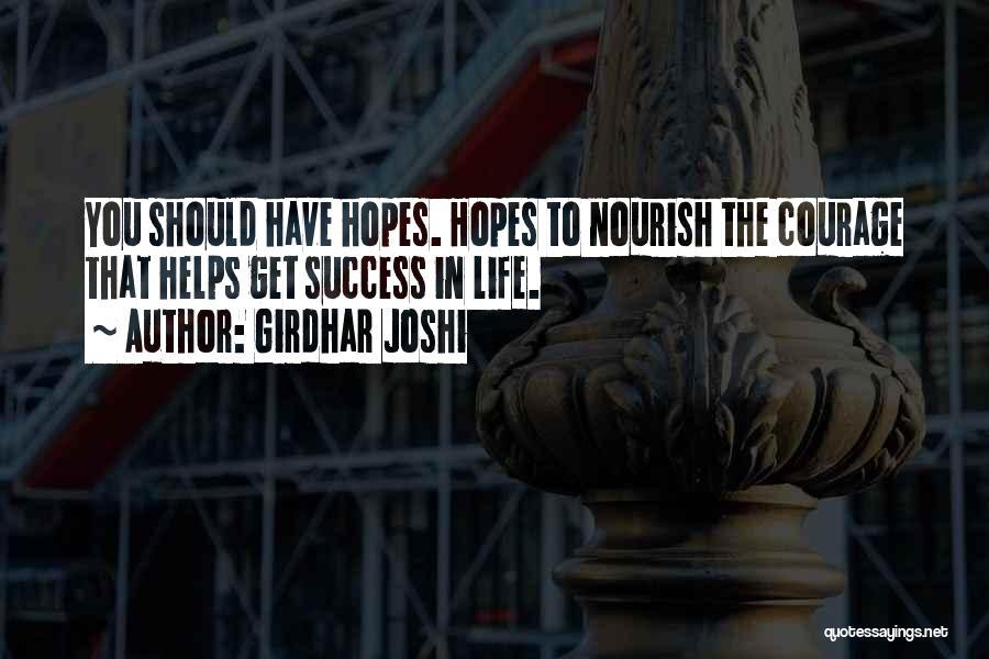 Girdhar Joshi Quotes 1195397