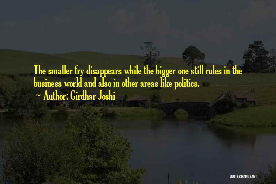Girdhar Joshi Quotes 122064