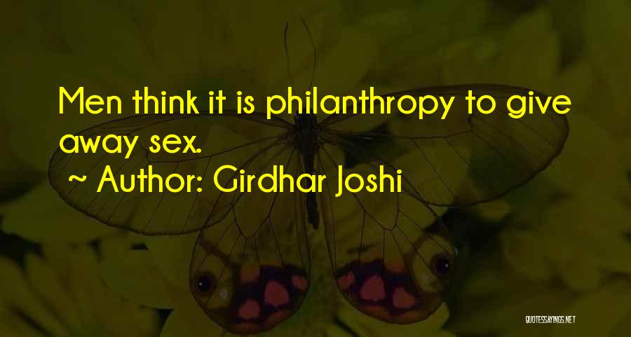 Girdhar Joshi Quotes 1339038