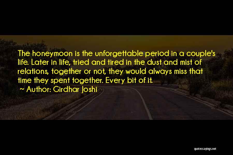 Girdhar Joshi Quotes 149314