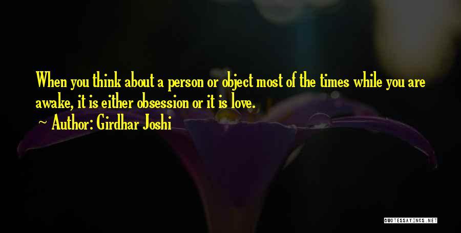 Girdhar Joshi Quotes 1575032