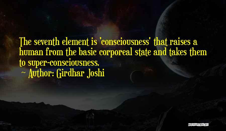 Girdhar Joshi Quotes 1657220