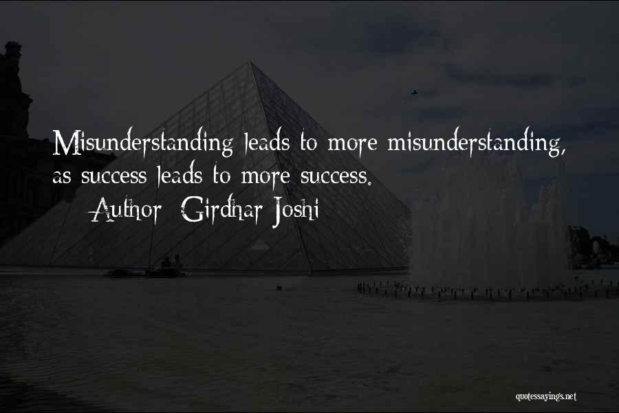 Girdhar Joshi Quotes 166311