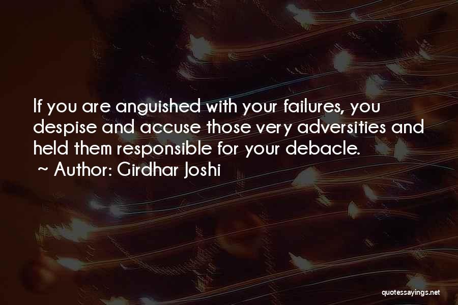 Girdhar Joshi Quotes 1758795