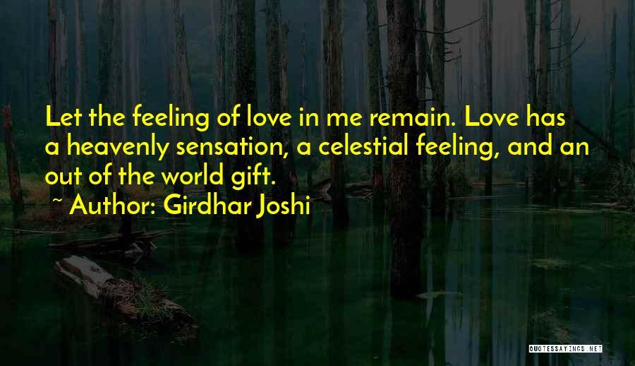 Girdhar Joshi Quotes 1903326