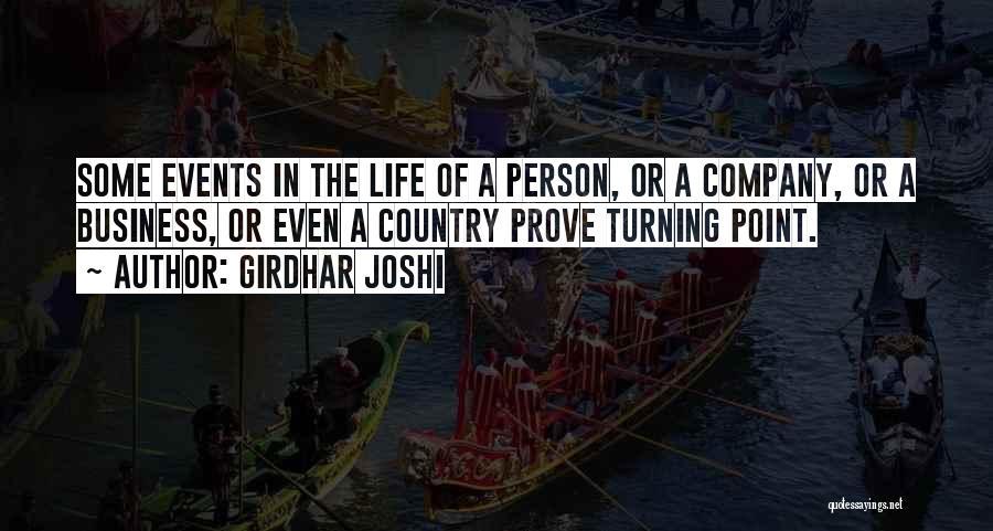 Girdhar Joshi Quotes 2016261