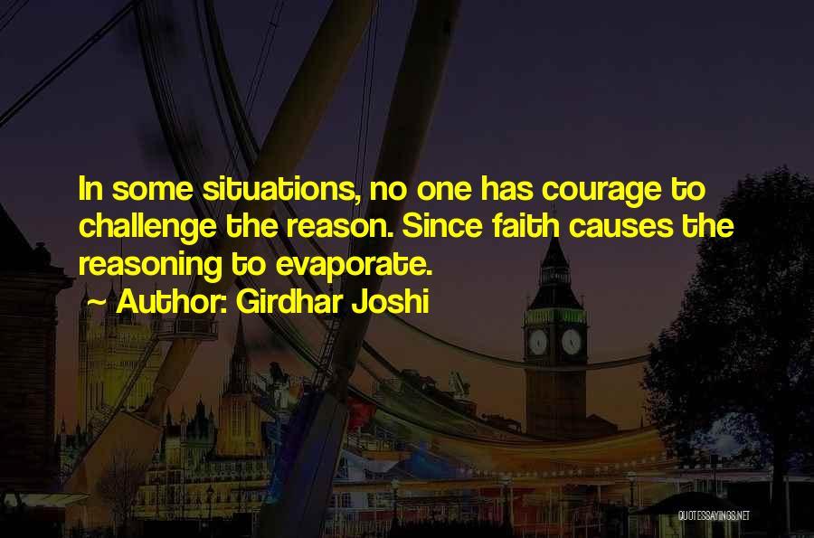Girdhar Joshi Quotes 261290