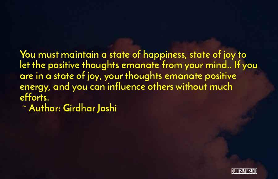 Girdhar Joshi Quotes 264320