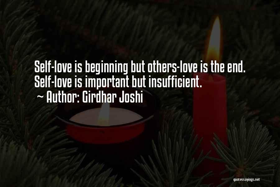 Girdhar Joshi Quotes 312111