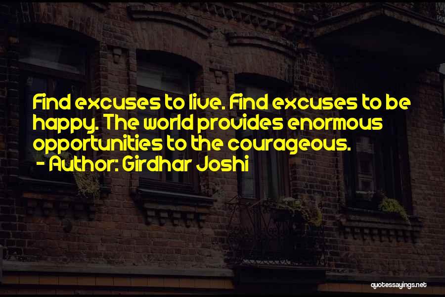 Girdhar Joshi Quotes 336956