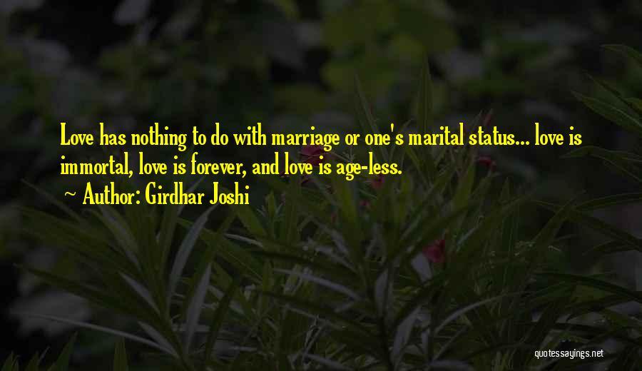 Girdhar Joshi Quotes 480794