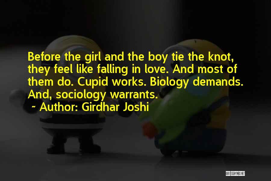 Girdhar Joshi Quotes 506706