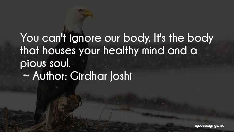 Girdhar Joshi Quotes 720701