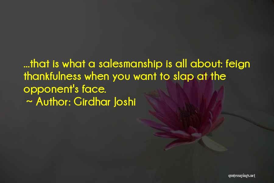 Girdhar Joshi Quotes 760530