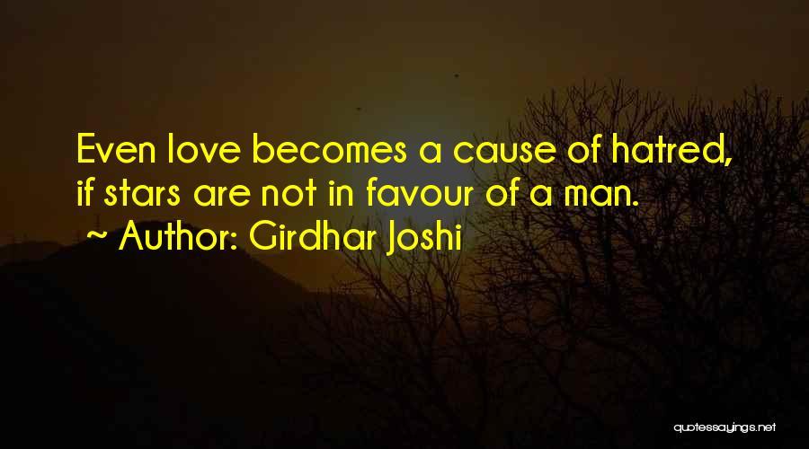 Girdhar Joshi Quotes 778606