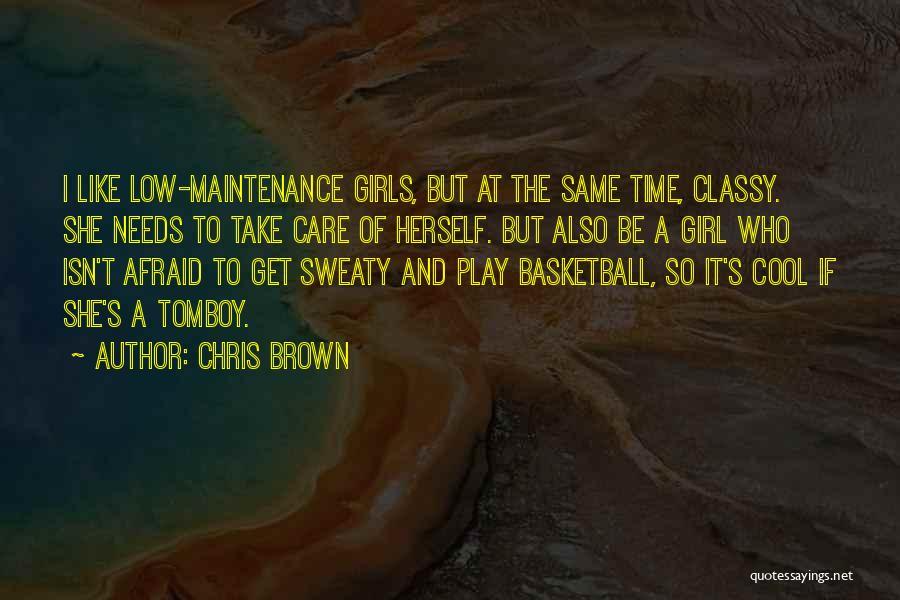 Top 20 Girl And Basketball Quotes & Sayings