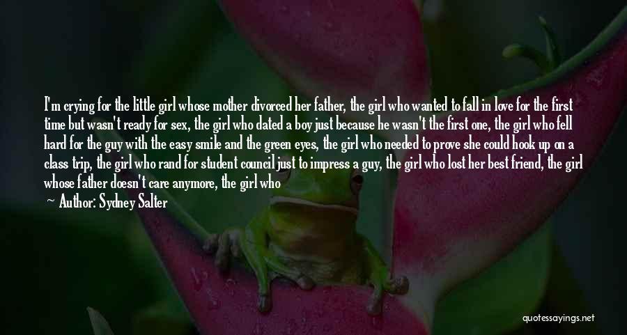 Girl Boy Best Friend Quotes By Sydney Salter