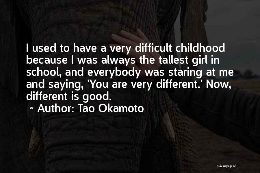 top quotes sayings about girl childhood